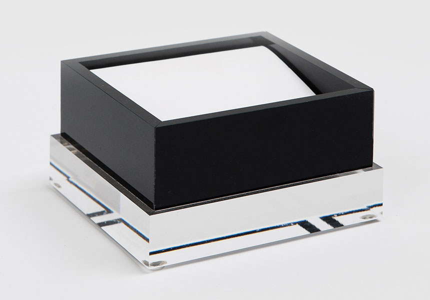 Custom Acrylic Fabrication